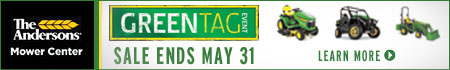 The Andersons Mower Center - Green Tag Event- Sale Ends May 31