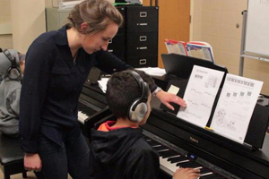 Music Lessons for Kids at UT - Classes start Oct. 24th Photo