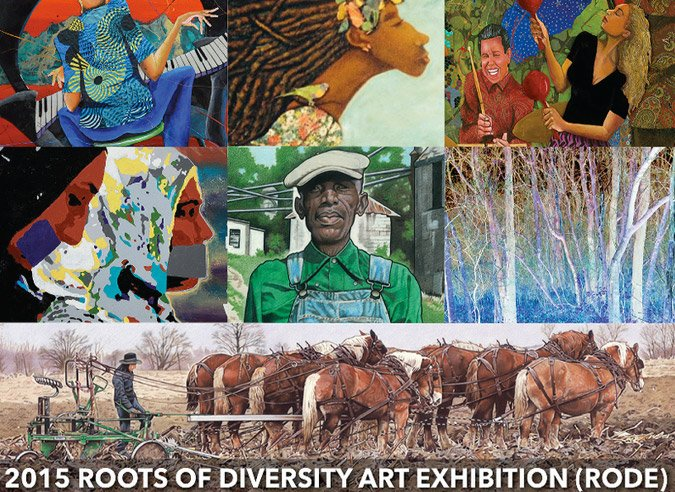 Exhibit to Celebrate Diversity in the Arts feature image