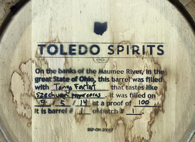 In High Spirits - Toledo Based Whiskey feature image
