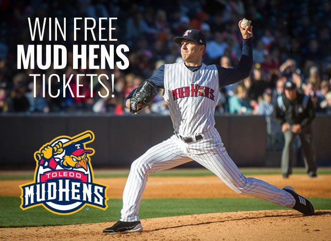 Enter Our Mud Hens Ticket Giveaway feature image